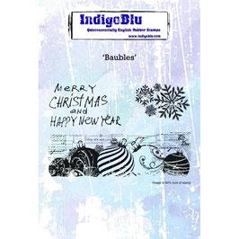 IndigoBlu-Stempel/Baubles