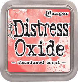 Distress Oxide Stempelkissen-abandoned coral