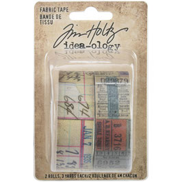 Idea-Ology by Tim Holtz/Fabric Tape