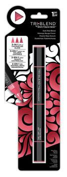 Spectrum Noir-TriBlend Marker/Dark-Red-Blend