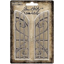 Idea-Ology by Tim Holtz/Metal Ornate Gates