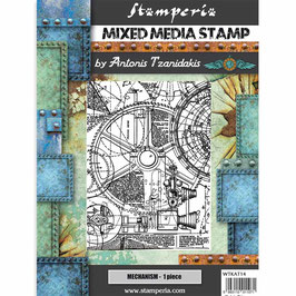 Stamperia-Stempel/Sir Vagabond-Mechanism