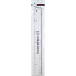 Creative Expressions-Deckle Edge Ruler