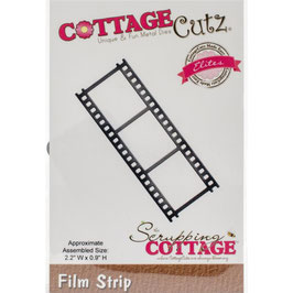 Cottage Cutz Stanzform-Film Strip