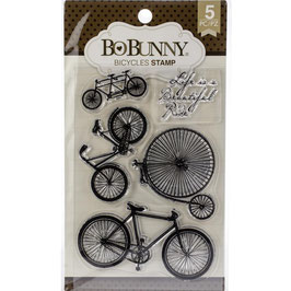 Bo Bunny-Stempel/Bicycles