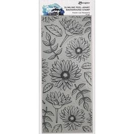 Ranger by Simon Hurley-Slimline Stamps/Fresh Cut Flowers