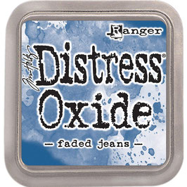 Distress Oxide Stempelkissen-faded jeans