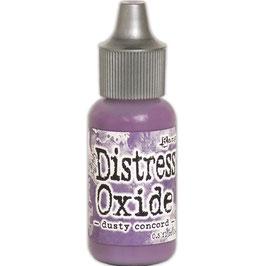 Distress Oxide Nachfüller-dusty concord