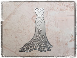 Stanzform-Kleid 2040