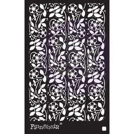 Finnabair-Stencil/Passiflora