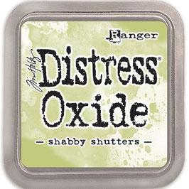 Distress Oxide Stempelkissen-shabby shutters