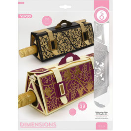 Tonic Studios Stanzform-Dimensions-Vino Gift Bag 3869E