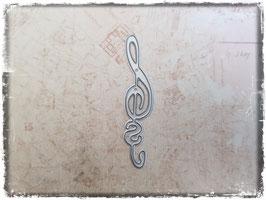 Stanzform-Musiknoten 1121