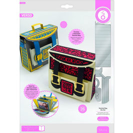 Tonic Studios Stanzform-Dimensions My Memory book-Satchel bag 3525E