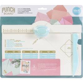 We R Memory Keepers-Envelope Punch Board/Couvert