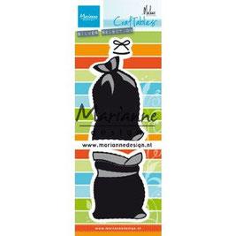 Marianne Design Stanzform-Presents bag