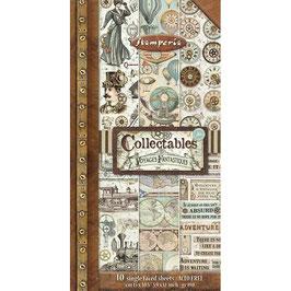 "Stamperia-Collectables Voyages Fantastiques 6x12"""