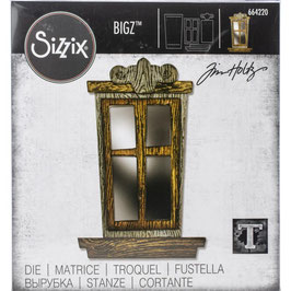 Sizzix by Tim Holtz Bigz-Stanzform/Window Frame