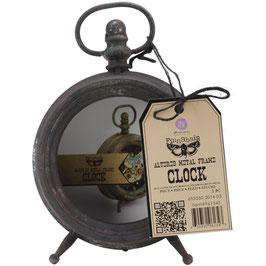Finnabair-Prima Marketing-Altered Metal Frame/Clock