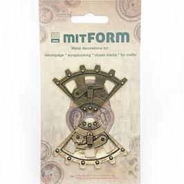 Mitform-Metall Charms/Corners 3