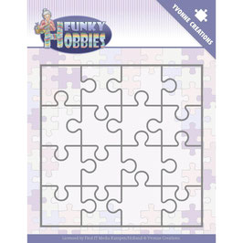 Find It Trading Stanzform-Funky Hobbies/Puzzle