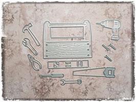 Stanzform-Werkzeugkiste 4002