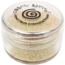 Creative Expressions-Cosmic Shimmer Embossing Powder/Satin Sunset