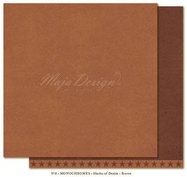 Maja Design-Shades of Denim/Brown