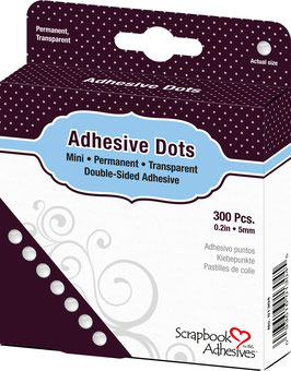 Scrapbook Adhesives-Klebepunkte Mini