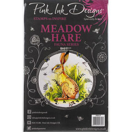 Pink Ink Designs-Stempel/Meadow Hare