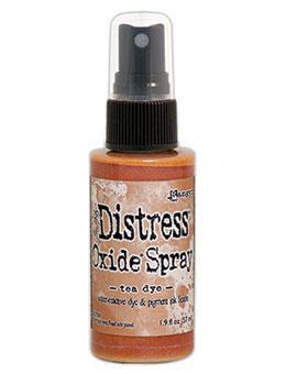 Distress Oxide Spray-tea dye