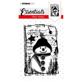 Studio Light Clear Stamps A7 Essentials-/Nr.466