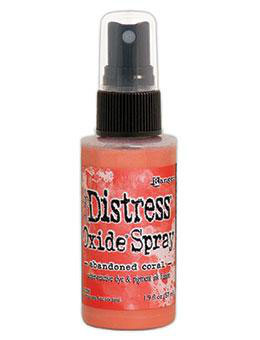 Distress Oxide Spray-abandoned coral