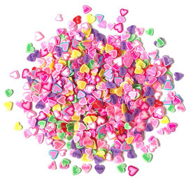 Buttons Galore-Sprinkletz Shaker Elements/Candy Hearts 12gr.