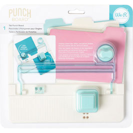 We R Memory Keepers-Tab Punch Board