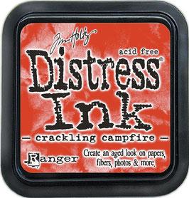 Distress Ink-crackling campfire