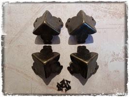 Möbel/Buchecken - Vintage bronce 7308