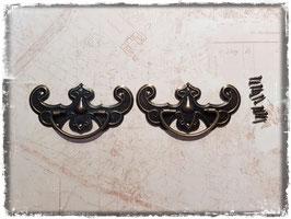 Schubladengriff gross  - Vintage bronce 336