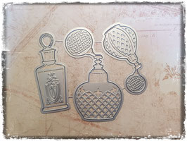 Stanzform-Parfümflaschen 4052