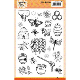 Find It Trading-Stempel/Humming Bees