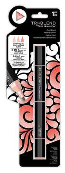 Spectrum Noir-TriBlend Marker/Coral-Blend