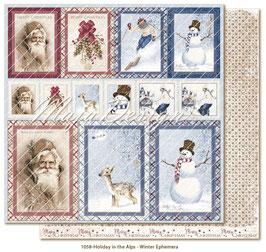 Maja Design-Holiday in the Alps/Winter Ephemera
