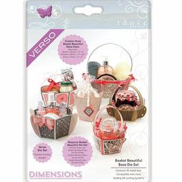 Tonic Studios Stanzform-Dimensions Basket Beautiful/Base Die Set 2709E