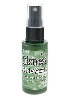 Distress Oxide Spray-rustic wilderness