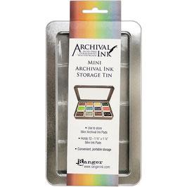 Ranger-Archival Ink Mini/Aufbewahrungsbox