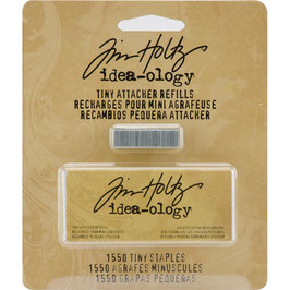 Tim Holtz-Tiny Attacher Refills (Heftklammer) TH92801