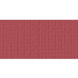 American Craft's Cardstock 27-71024 Cranberry