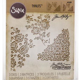 Sizzix by Tim Holtz Thinlits-Stanzform/Mixed Media #5