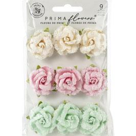 Prima Marketing Flowers-Fluffy Candy 9 Stück