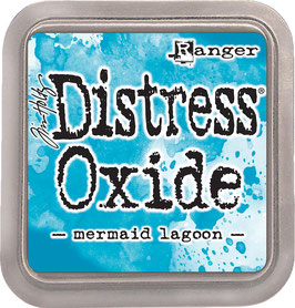 Distress Oxide Stempelkissen-mermaid lagoon